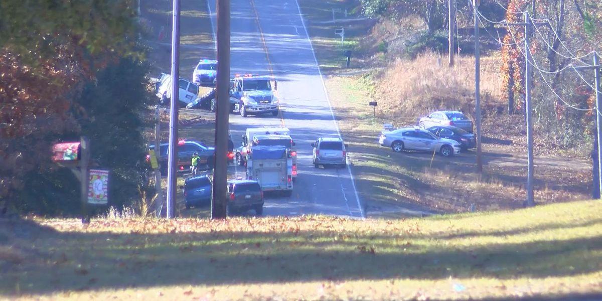 Officials: 2 men killed in head-on crash in Lexington Co. identified