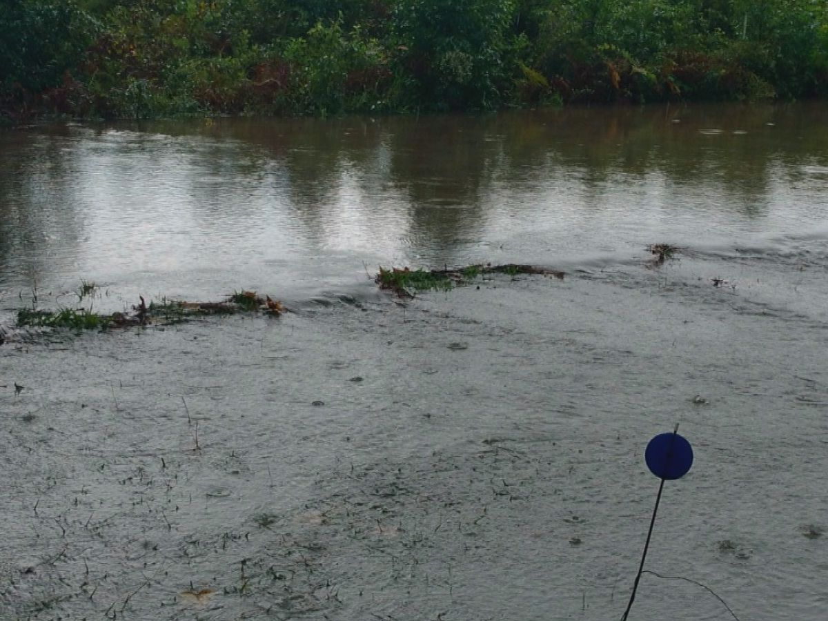 Sumter Co. woman asking for paved road over flooding, safety concerns