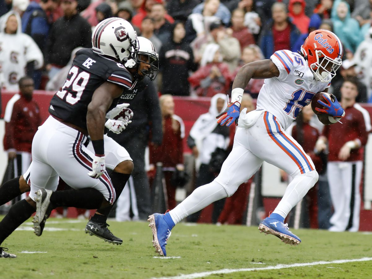 Trask lifts No. 9 Florida to victory over South Carolina