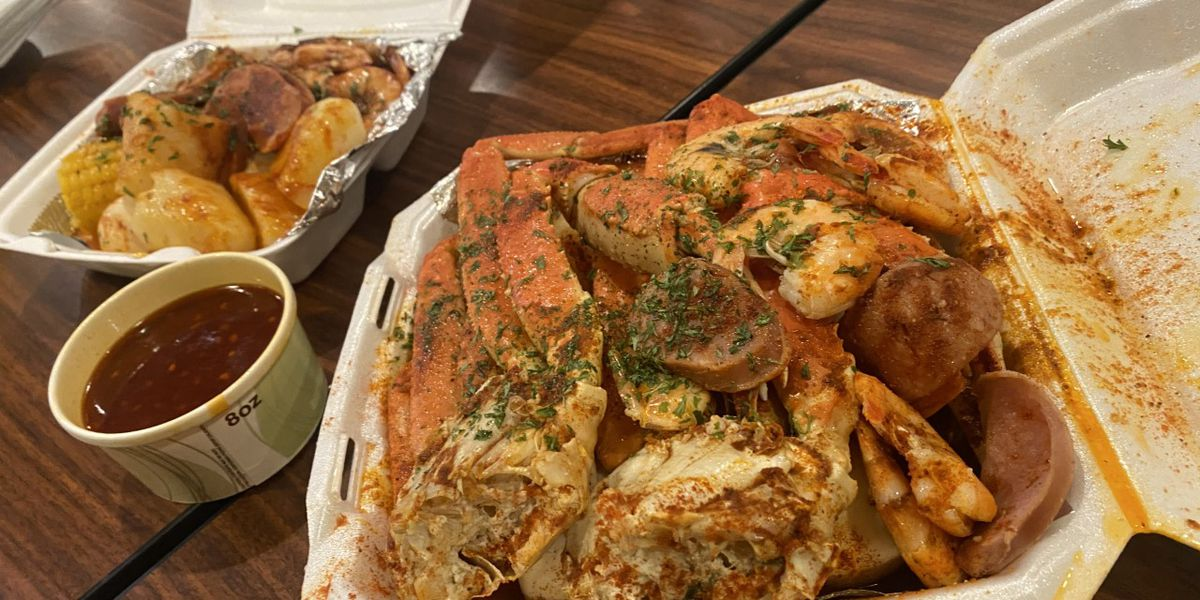 Carolina Cookin': Garners Ferry Seafood & More