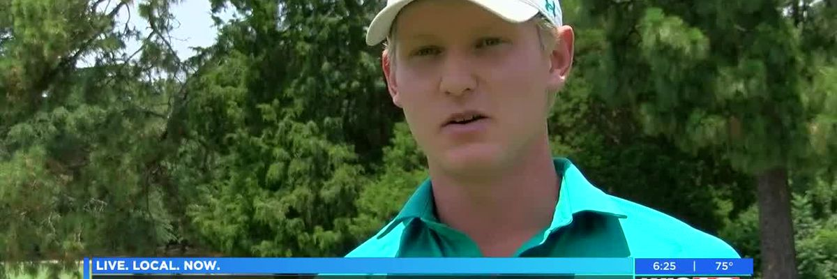 Lugoff native takes aim at becoming next great SC golfer