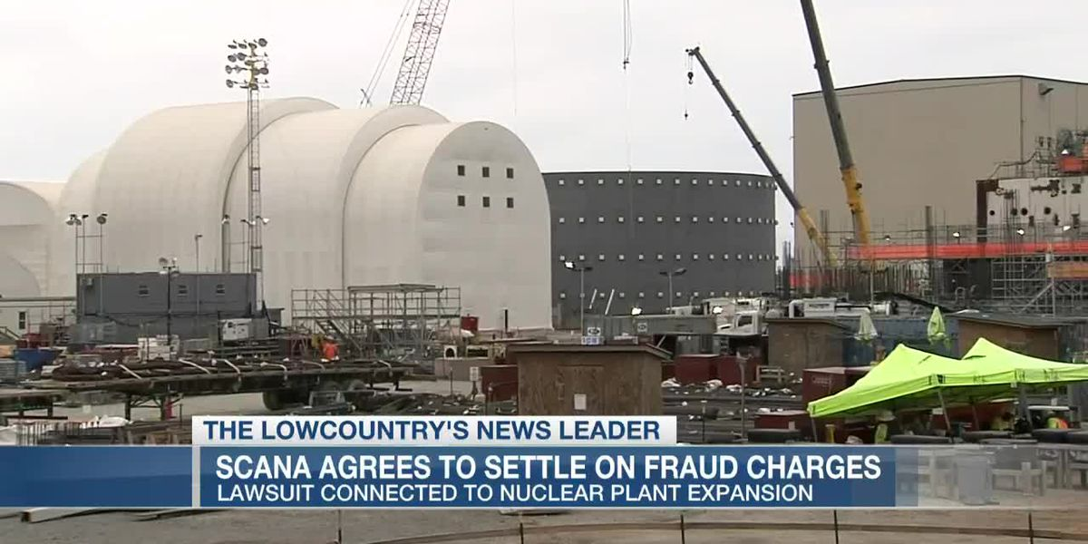 VIDEO: SCANA agrees to settlement on fraud charges in failed nuclear power plant expansion
