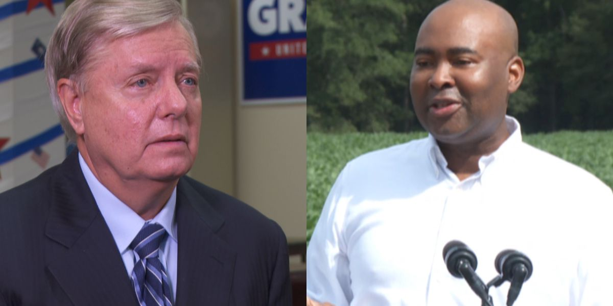 WIS to host U.S. Senate debate between Graham, Harrison