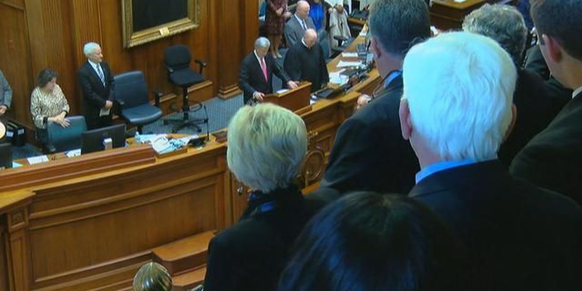 SC Senate elevates Sen. Kevin Bryant to lieutenant governor role