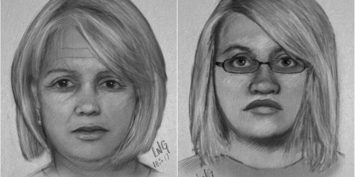 Irmo PD releases composite sketches of woman wanted in attempted kidnappings