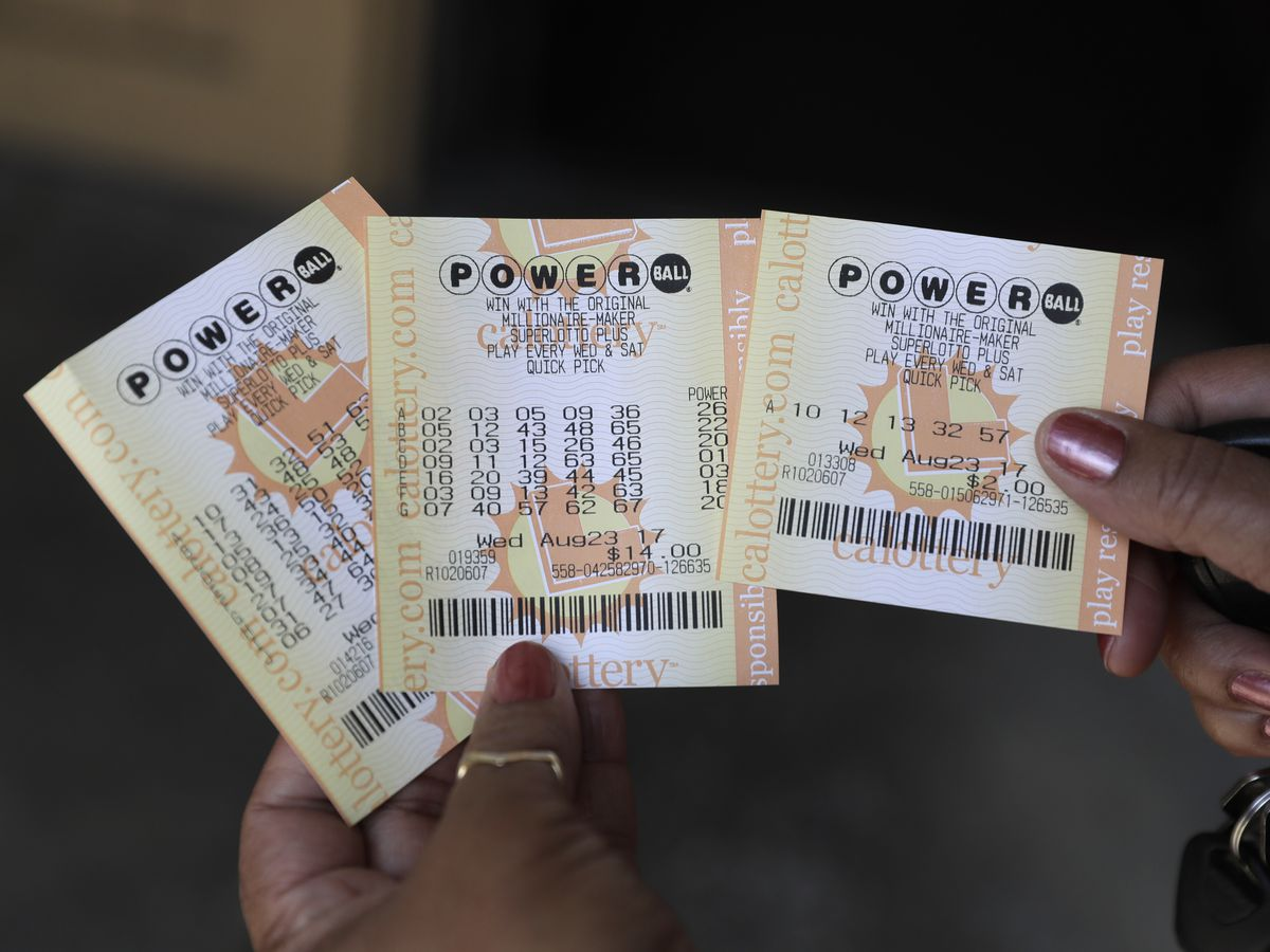 Winning $1 million Powerball ticket sold in Goose Creek