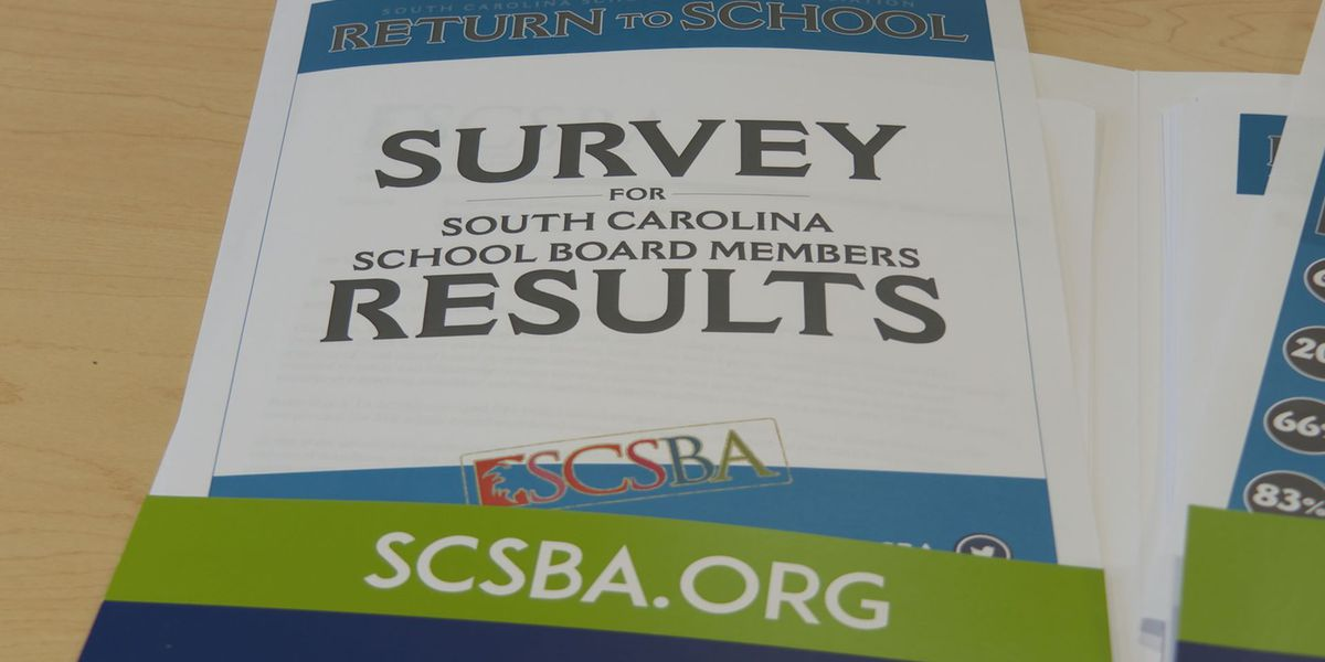 Survey shows 80% of SC school board members believe returning to in-person instruction this fall is important