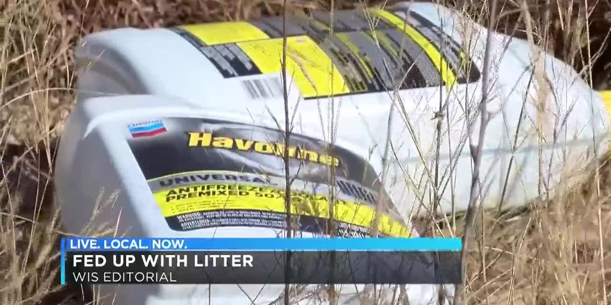 My Take: Litter in our community gets a lot of attention