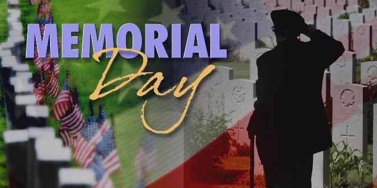 The Midlands observes Memorial Day with several services