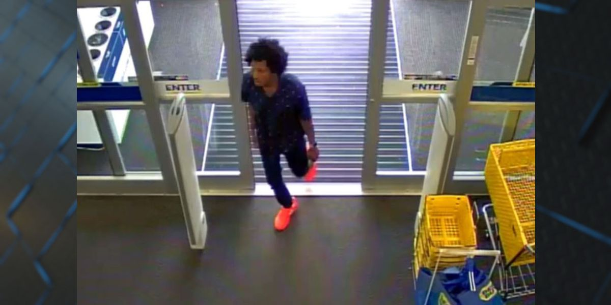 Lexingtion PD seek suspect wanted for credit card fraud
