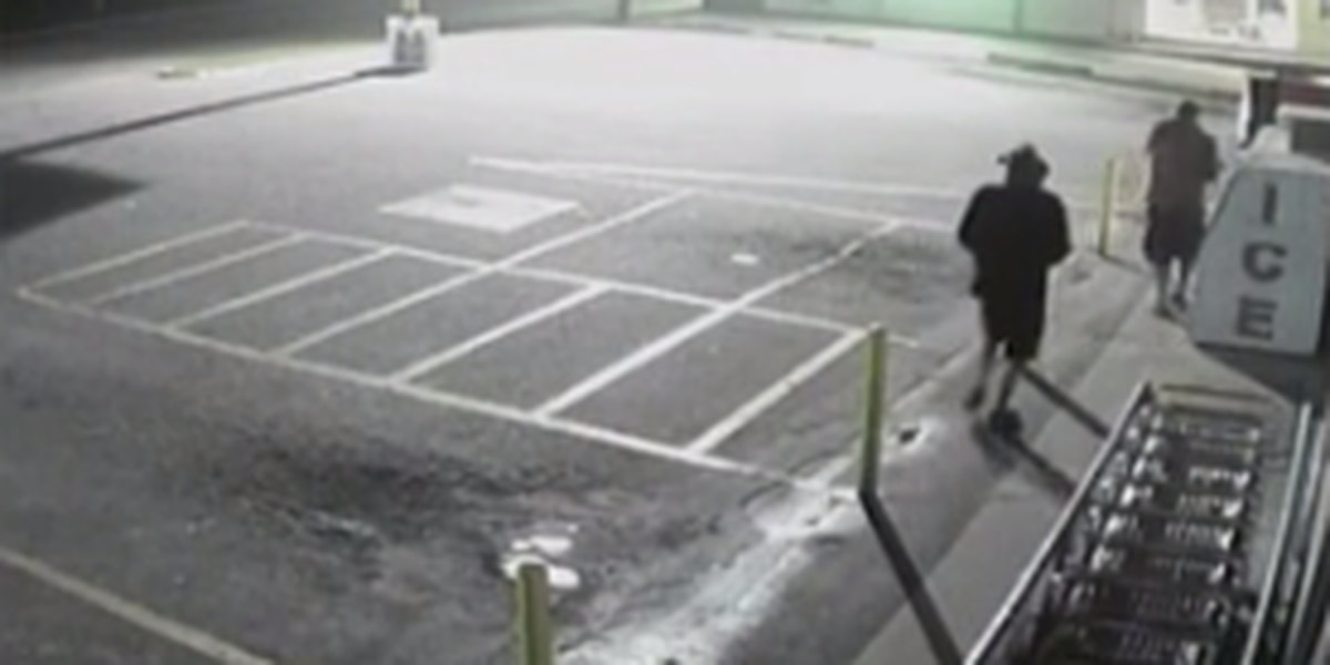 Swansea police look for suspects who vandalized and stole from drink machines