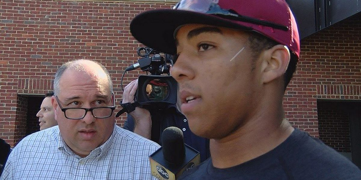 McIlwain: Baseball is my priority for this semester