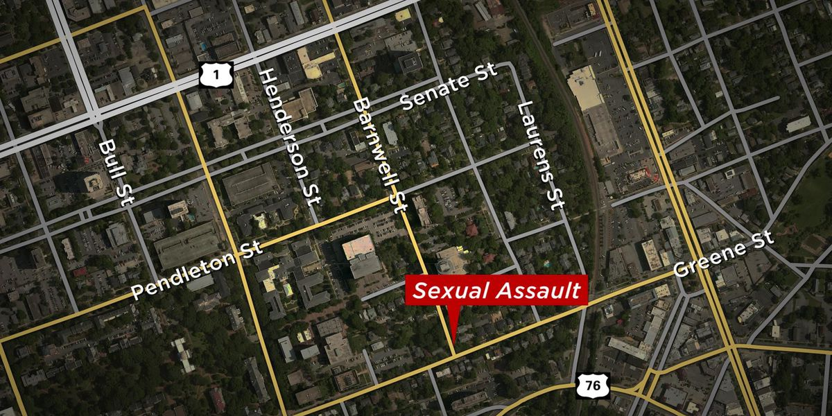 Columbia PD investigating sexual assault near USC campus