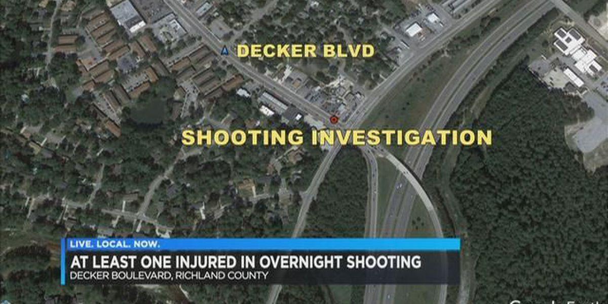 Shooting under investigation on Decker Blvd.