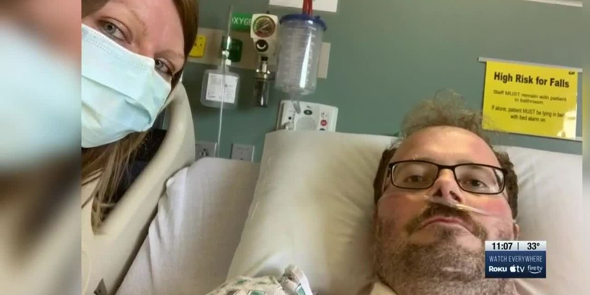 UofL Hospital COVID patient survives after being told he had 24 hours to live