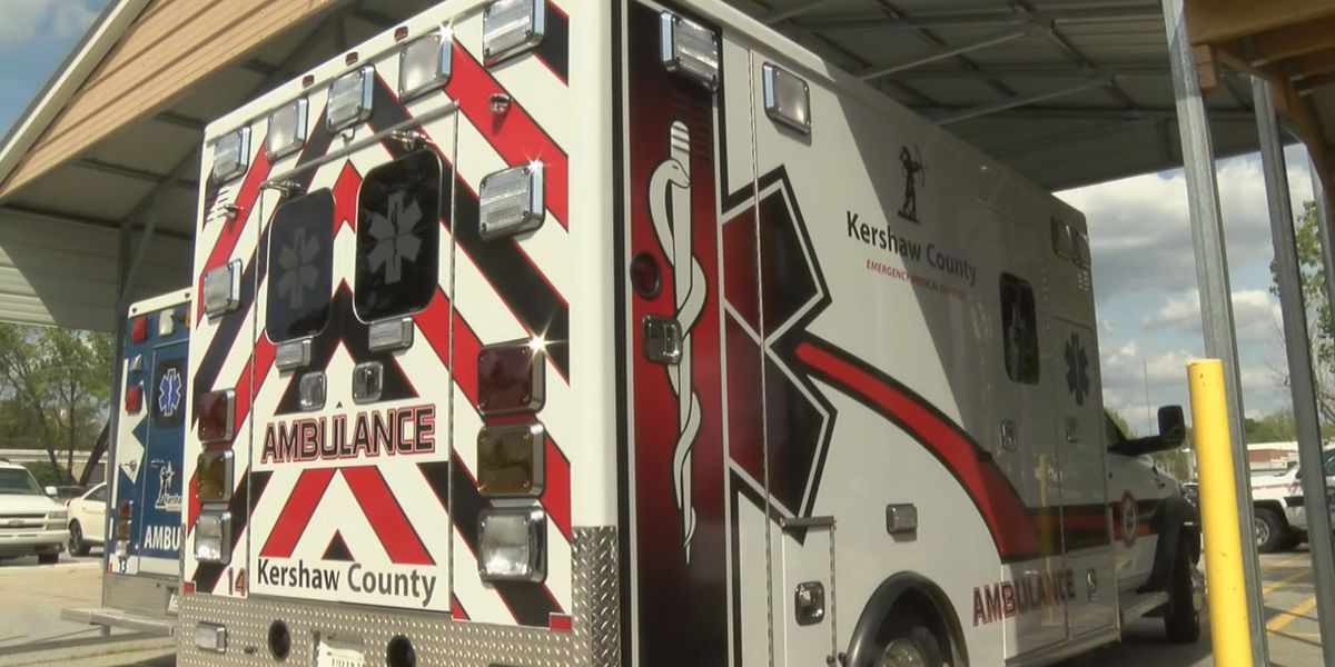 Kershaw Co. EMS changing patient transport policy over consequences of COVID-19