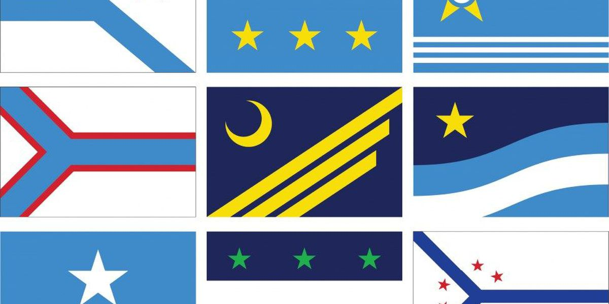 Citizens have 19 designs to choose from for City of Columbia flag