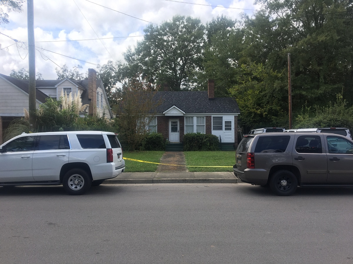 Authorities searching for human remains at home near downtown Columbia