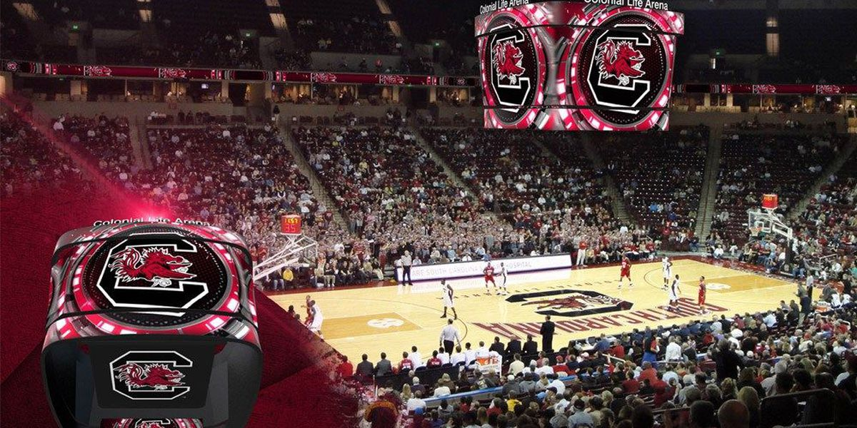 New LED video system coming to Colonial Life Arena