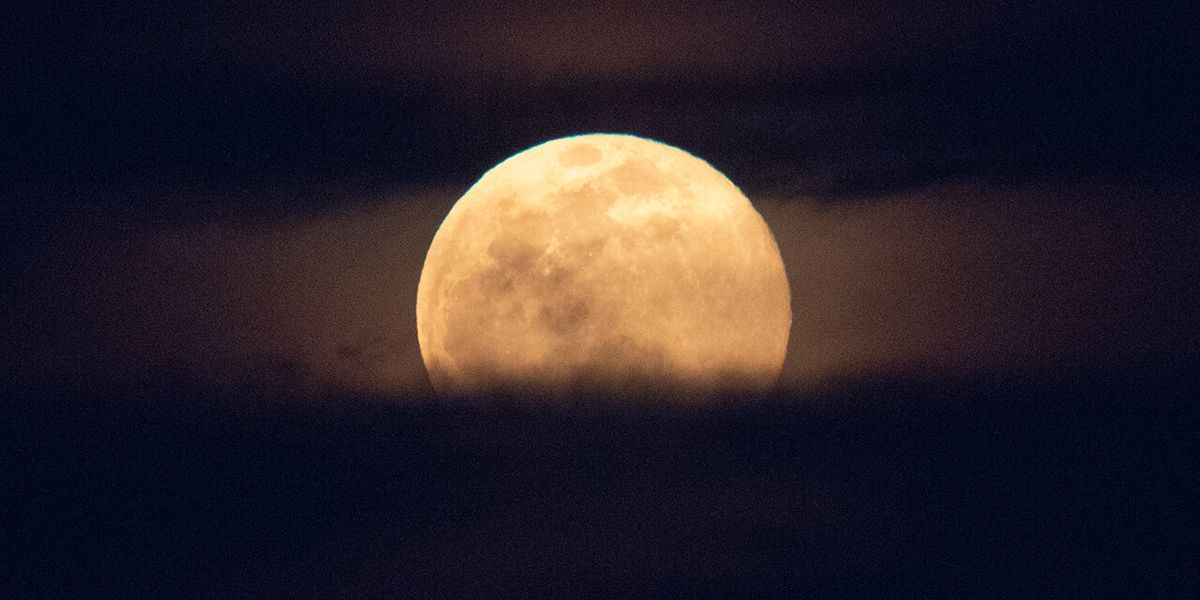 Super pink moon is coming Monday night
