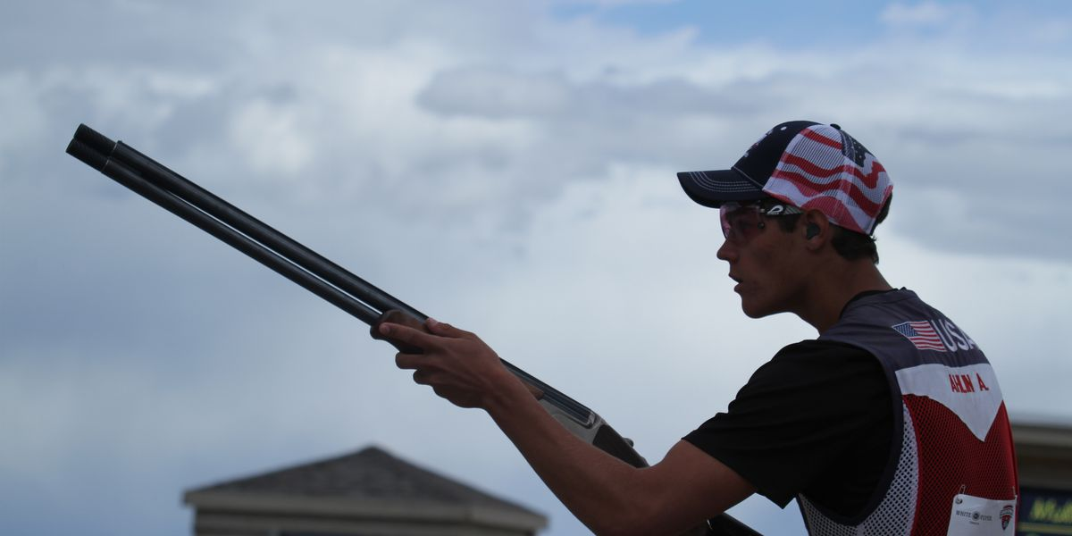 Bamberg teen wins Junior Olympic shooting title