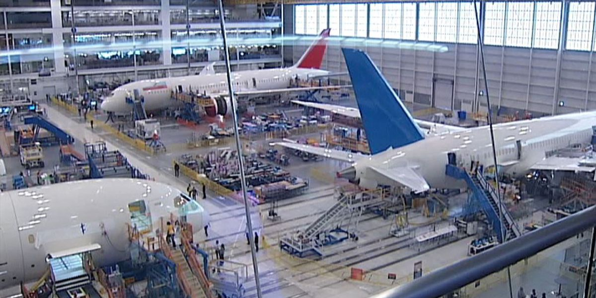 Lawsuit filed over noose incident, 'racially-hostile' environment at Boeing's N. Charleston plant