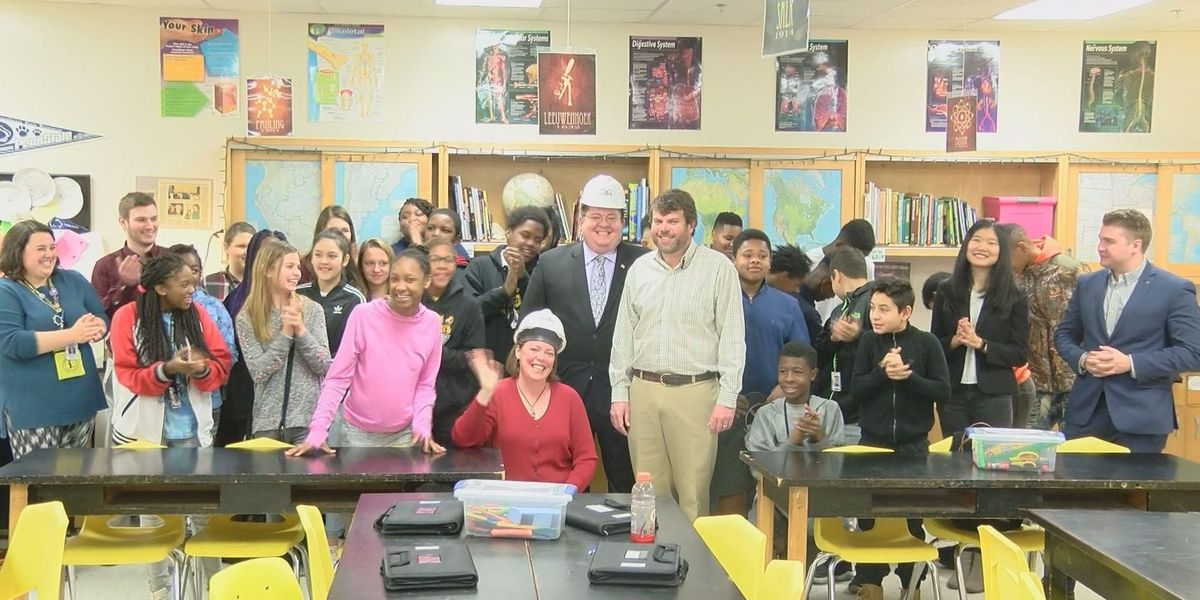 Community Builder: Irmo couple helps give students international experiences