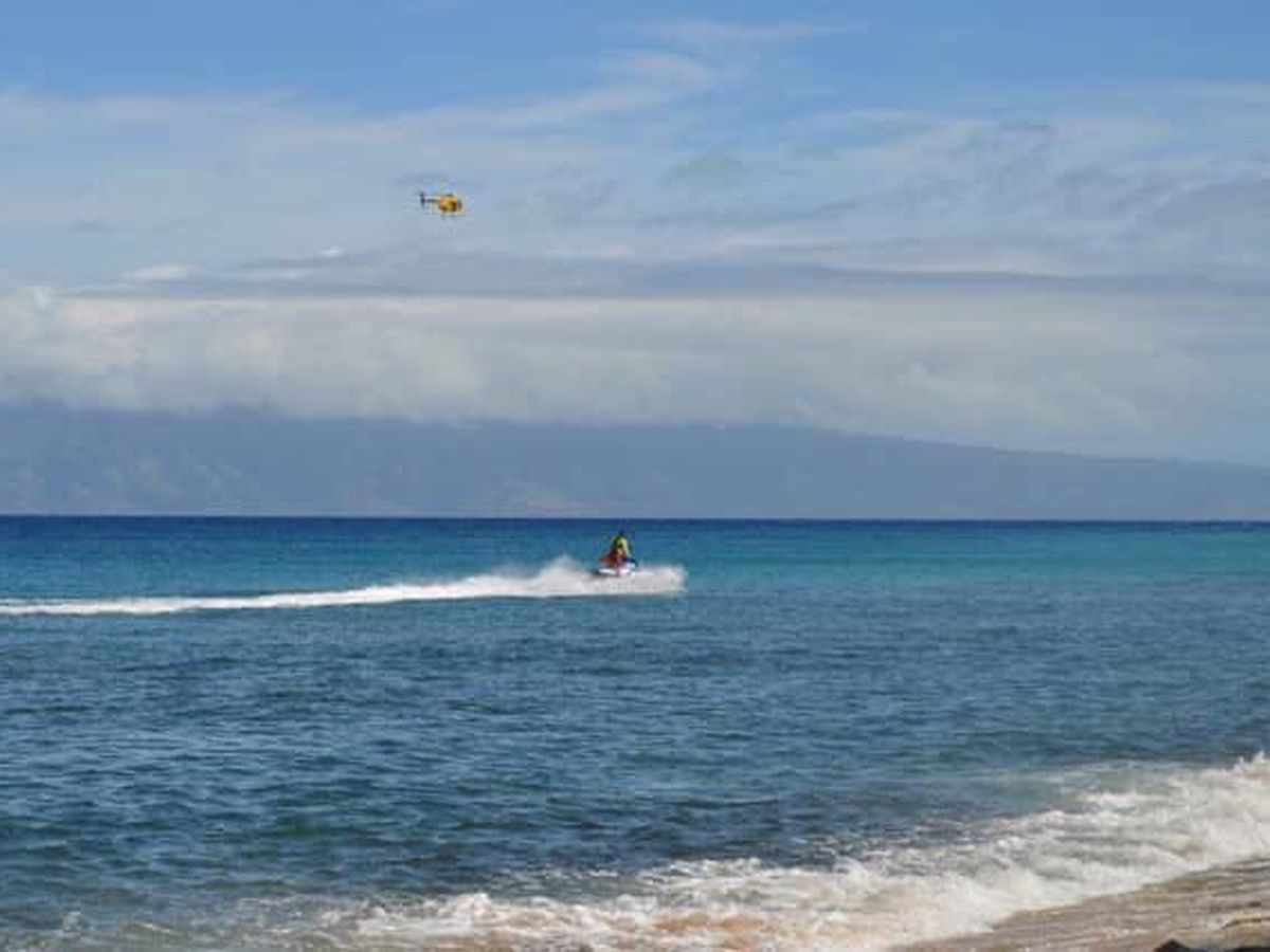 California doctor vacationing on Maui identified as victim of fatal shark bite