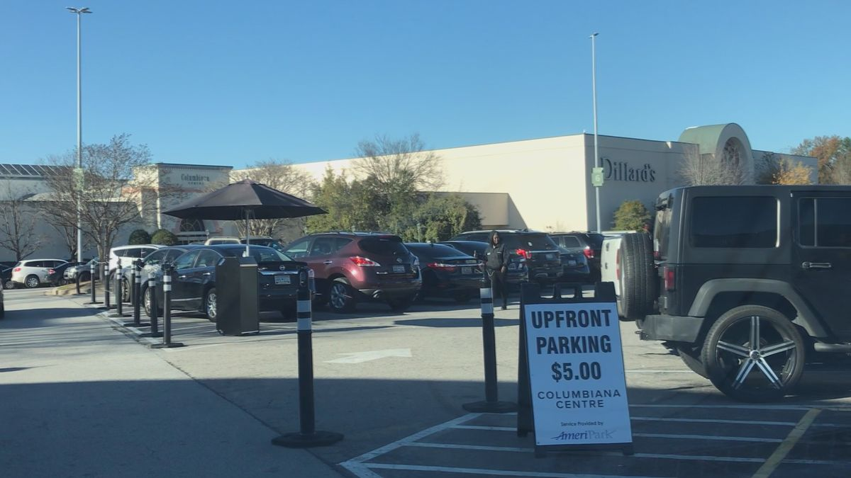 Pay to park at Columbiana Centre? One woman says those with disabilities were turned away