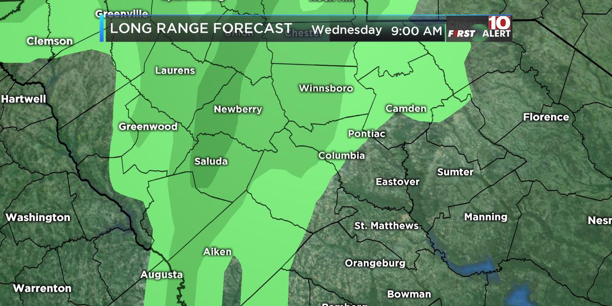 FIRST ALERT: Monday is an Alert Day for much colder temperatures