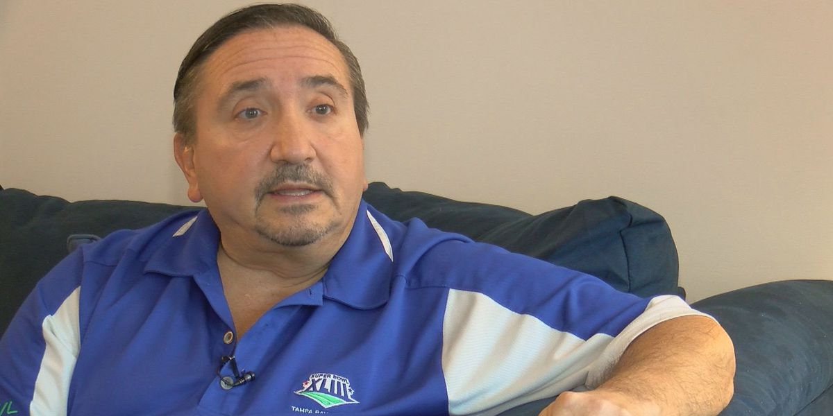 Man believes monoclonal antibody therapy at Tidelands Health saved his life