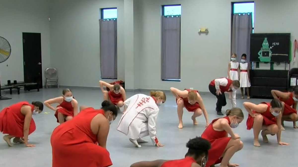 Lexington Co. dance group set to take the stage for the first time in a year due to COVID-19
