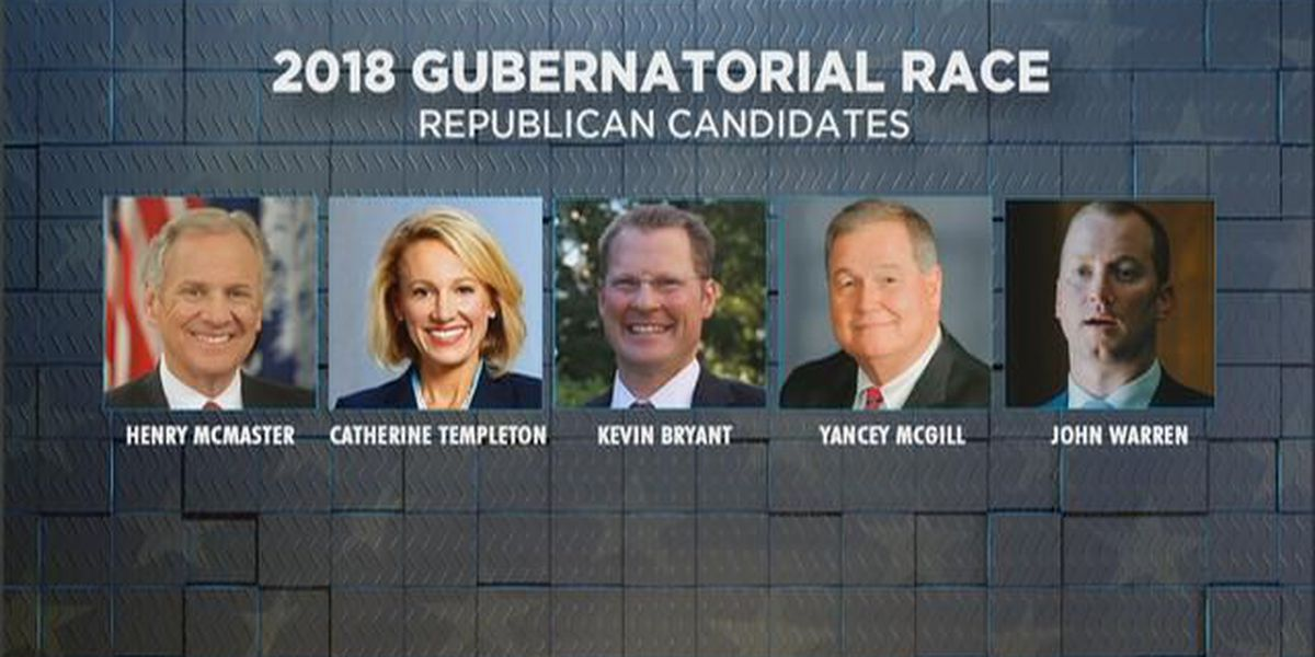 2018 SC Gubernatorial race: Candidates for SC Governor go 'on the record'