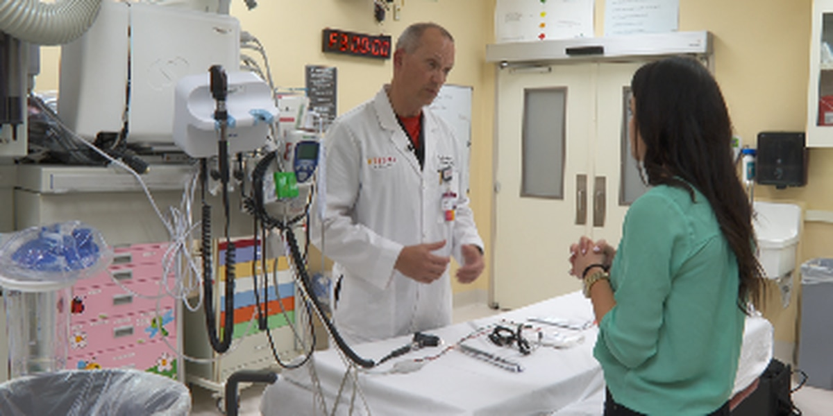 South Carolina hospitals prepare for COVID-19