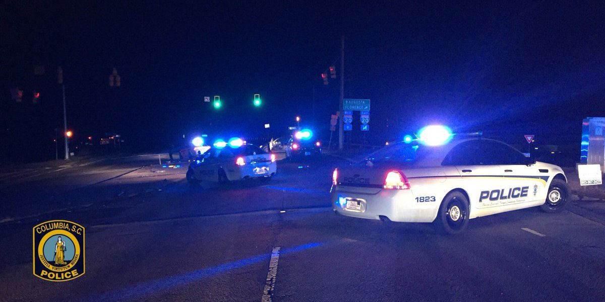 No injuries reported after shots fired call in Columbia