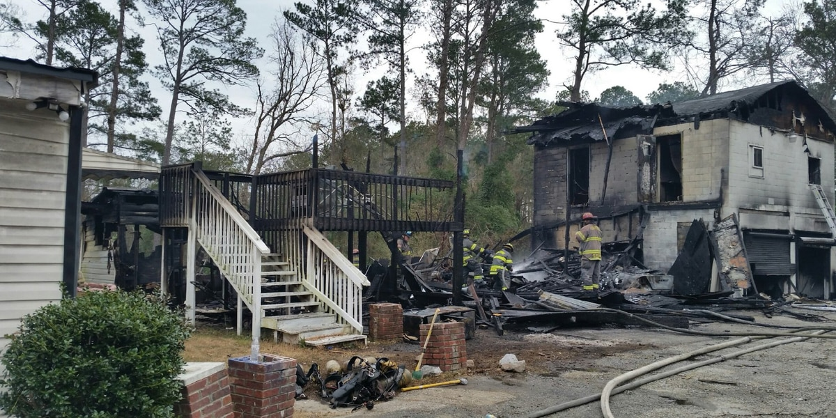House fire in Columbia causes about $85K in damage, no injuries reported