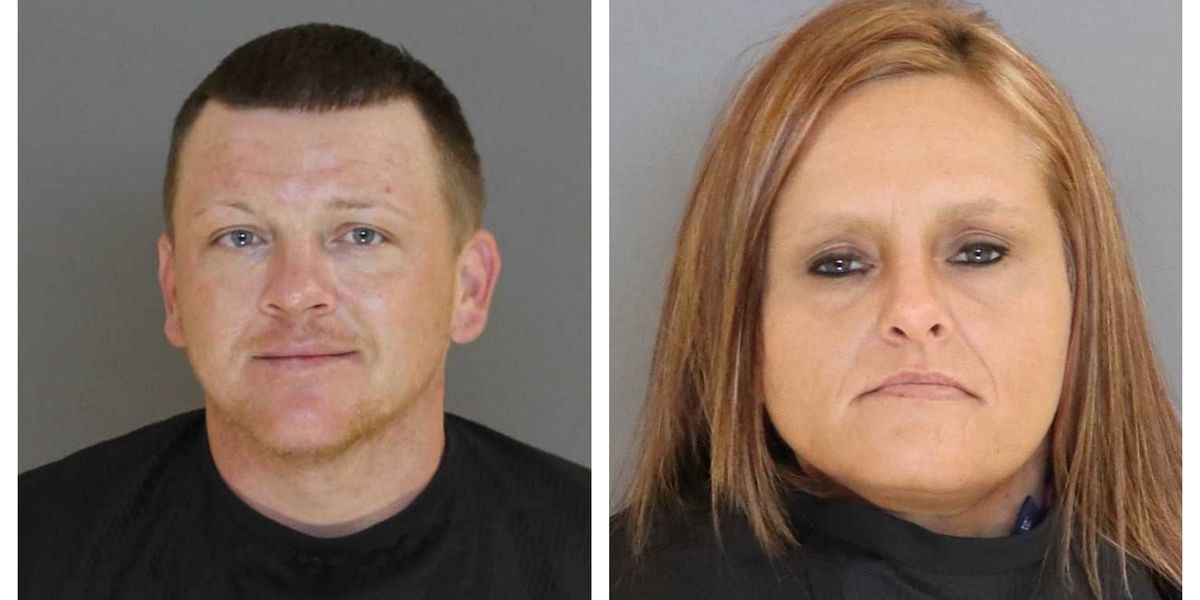 Sumter County Sherriff's Office charges man and woman in connection with stolen items