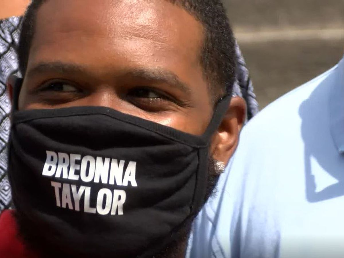 Kenneth Walker: Charges dropped permanently against Breonna Taylor's boyfriend