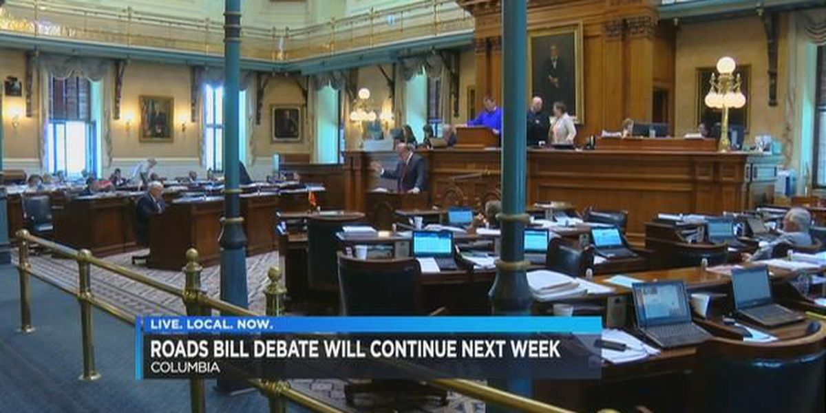 Week 1 of Senate gas tax debate closes without compromise