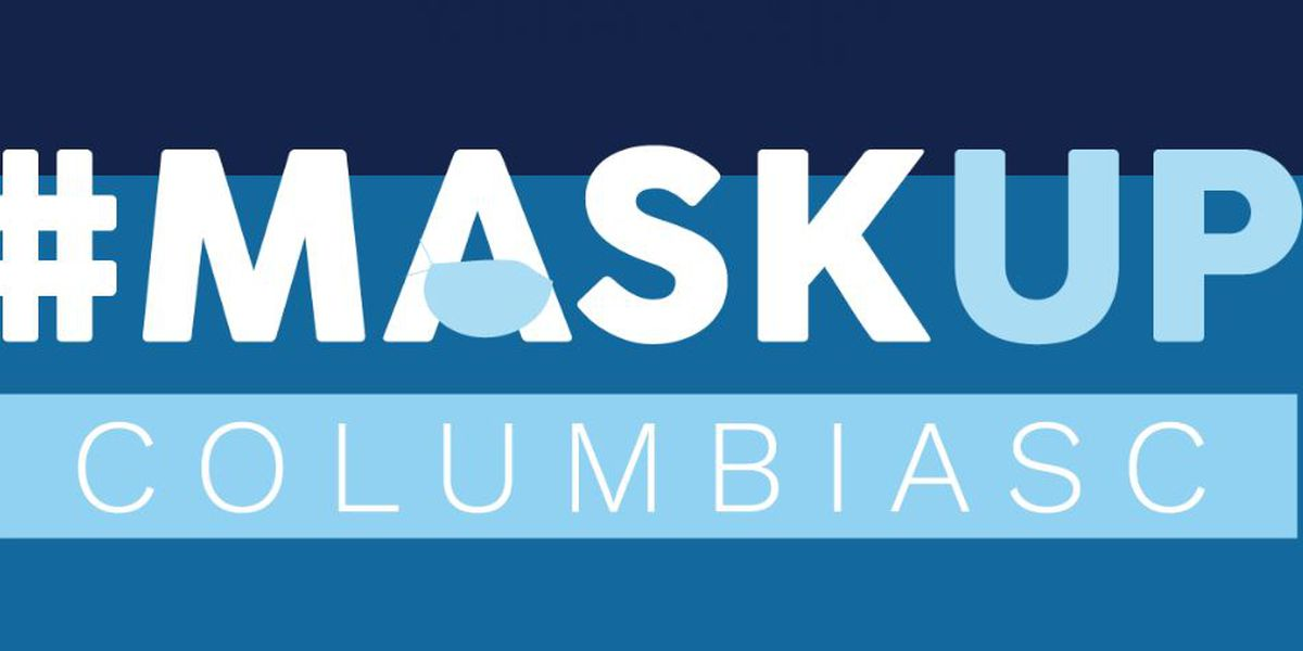 #MaskUpColumbiaSC campaign winners announced on WIS-TV Sunrise
