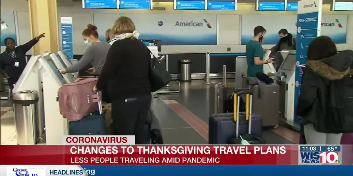 South Carolinians change Thanksgiving travel traditions amid pandemic