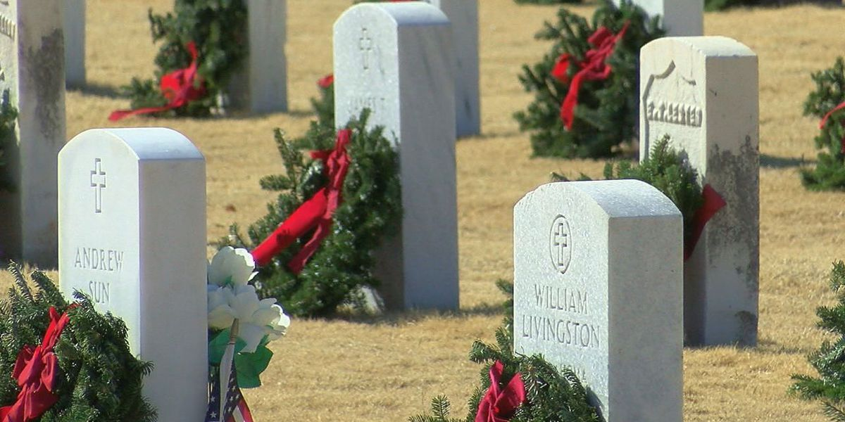 Help honor military heroes this holiday season by donating to Wreaths Across America