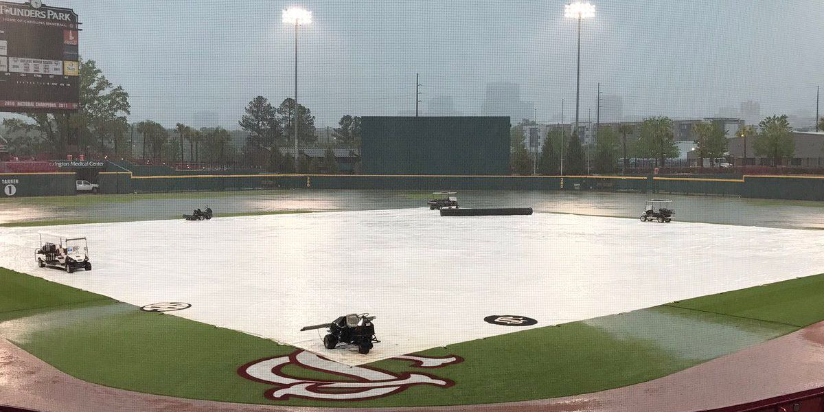 Weather forces changes in USC baseball, softball schedules