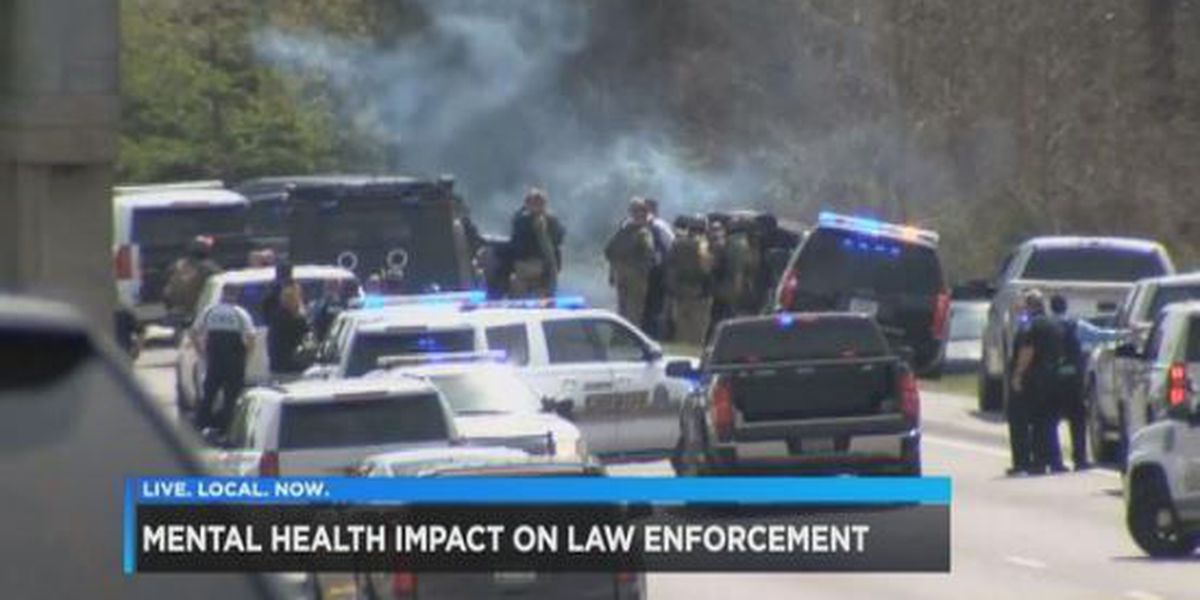 Mental, emotional support needed for law enforcement involved in traumatic situations