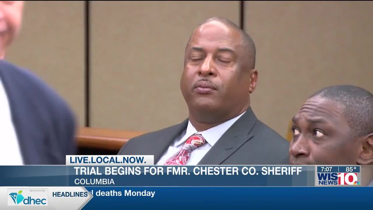 Trial begins for former Chester County Sheriff accused of public corruption