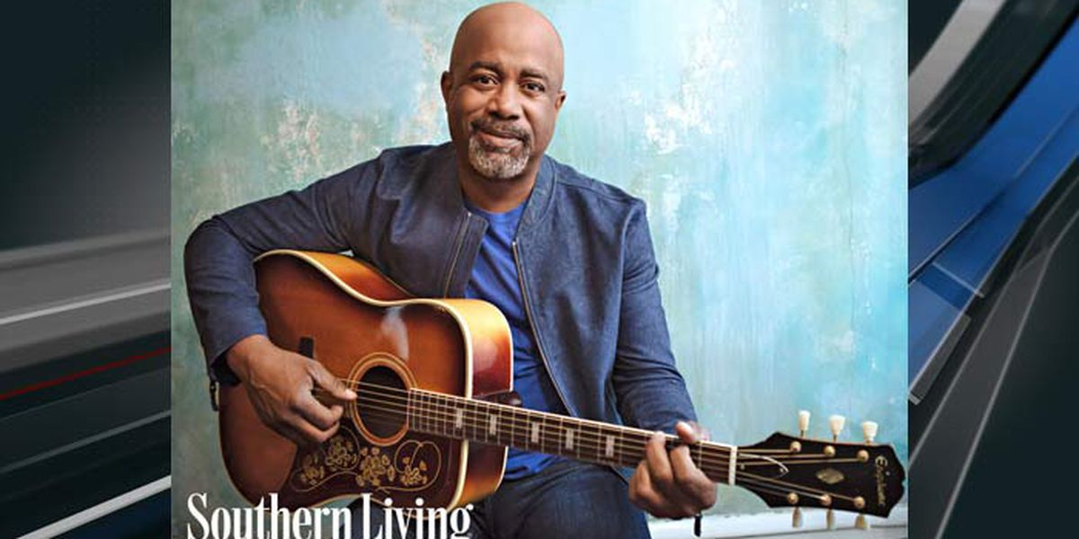 Darius Rucker honored as 'Southerner of the Year'