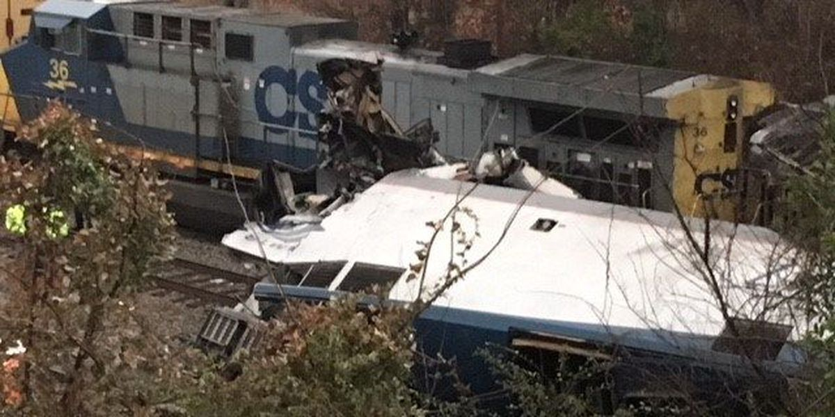 Report: 'Human decision making' was likely one of the main culprits in the Amtrak-CSX train crash