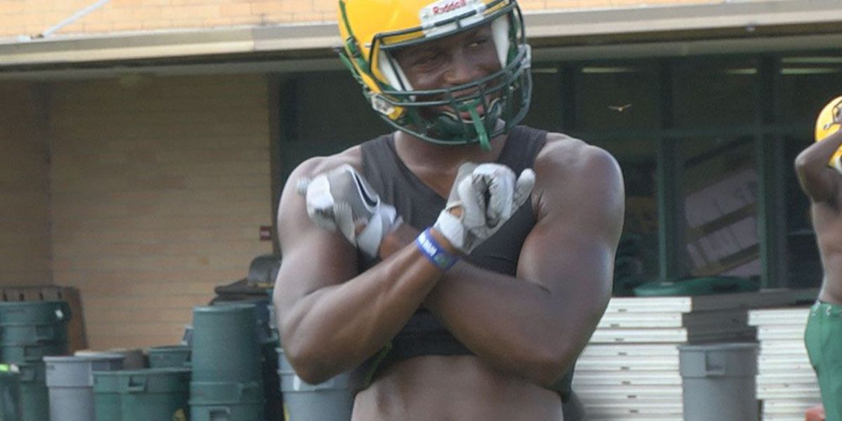 """Vikings LB Tindall to announce college decision """"by the end of year"""""""
