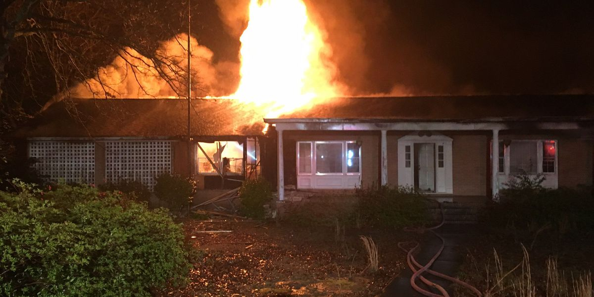 Officials: Severe weather caused house fire that killed family pet