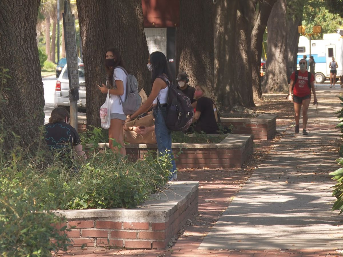 UofSC to require COVID-19 testing of students, staff in spring